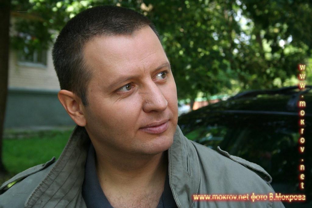 Влад Котлярский. - подполковник Карпов