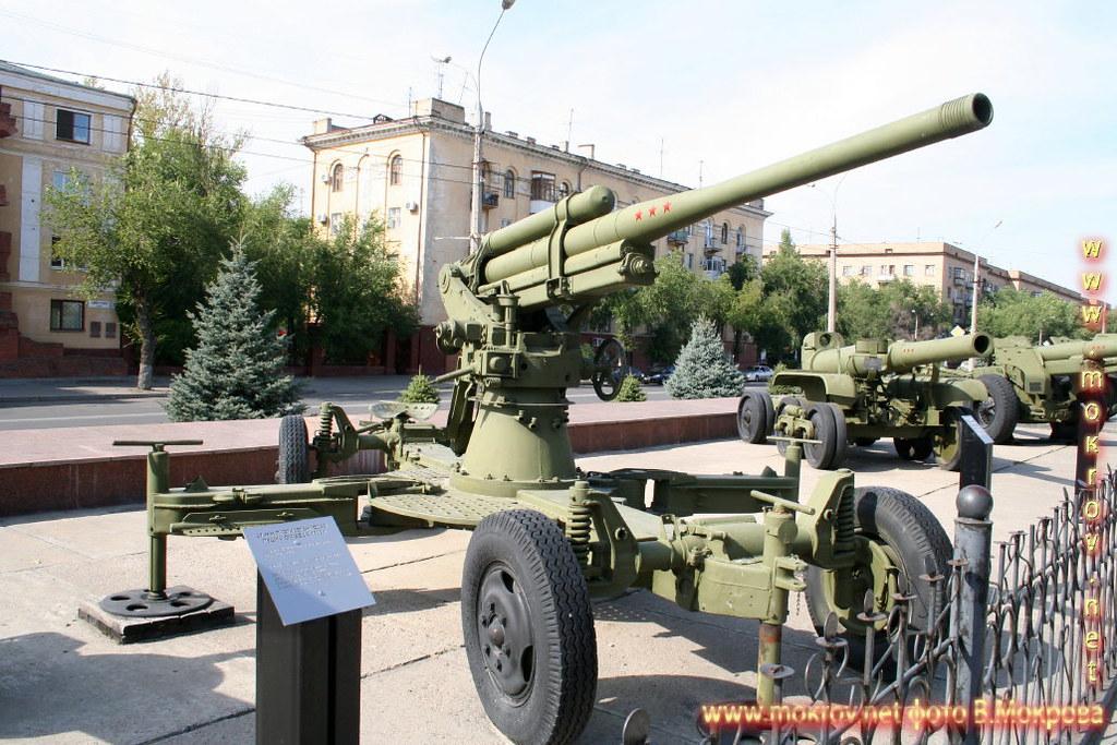 85-мм Зенитная пушка образца 1939 г.