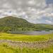 Rydal Water. Lake District Panorama.