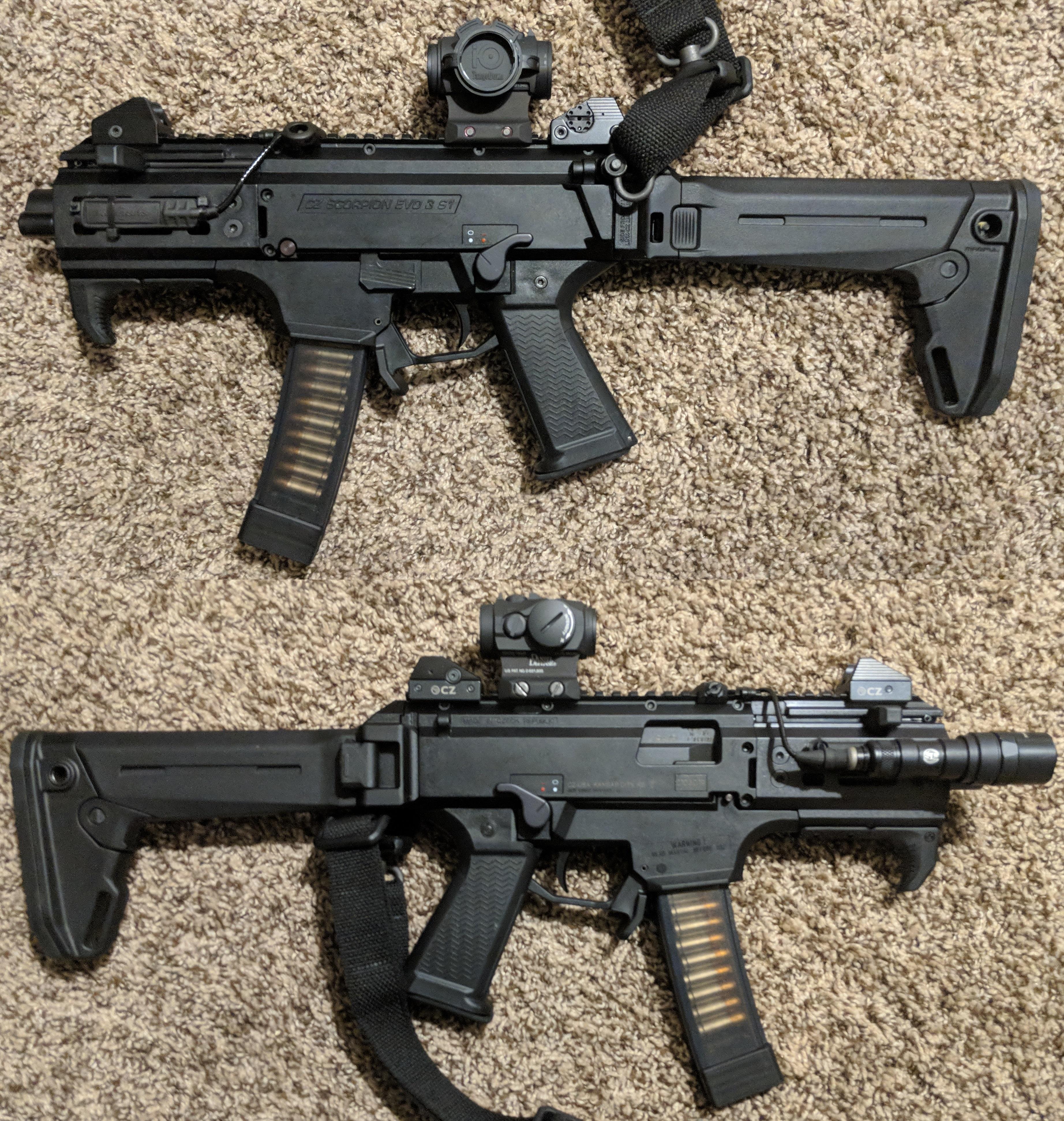CZ Scorpion Evo thread [Archive] - pistol-forum com
