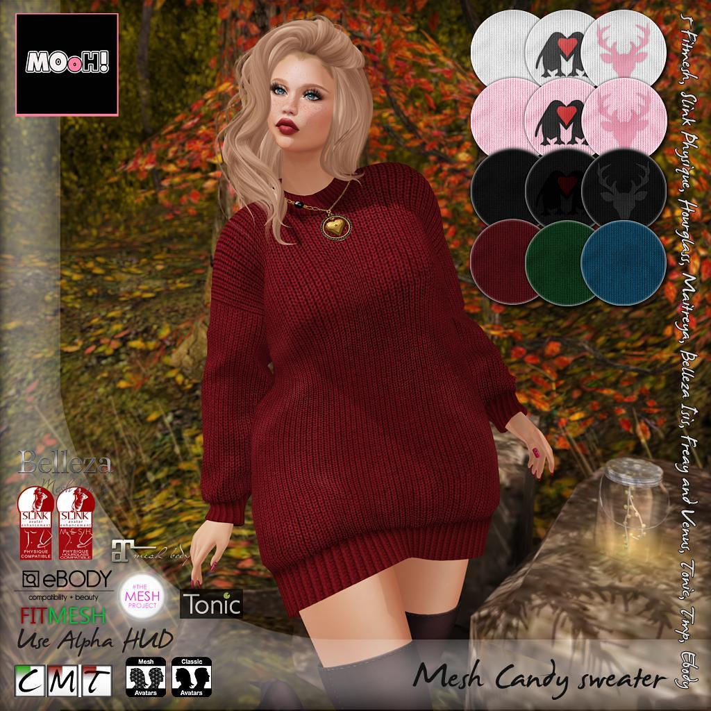 Candy sweater - TeleportHub.com Live!