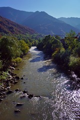 Alaverdi - rivière 1