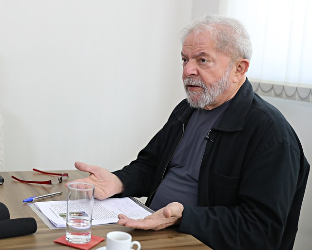 Lula inicia a terceira etapa da Caravana Lula pelo Brasil na próxima segunda-feira (4) - Créditos: Ricardo Stuckert