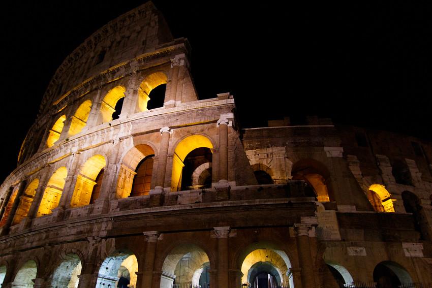 rooma colosseum forum romanum-1887