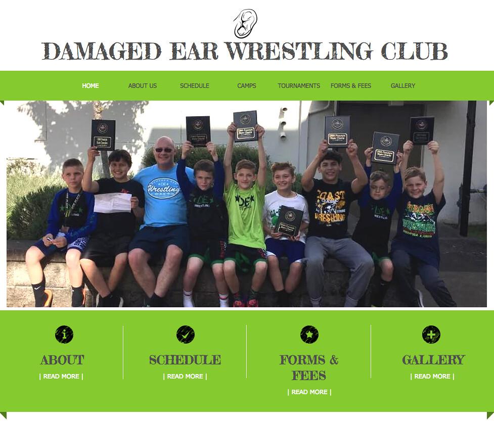 DE Wrestling Club