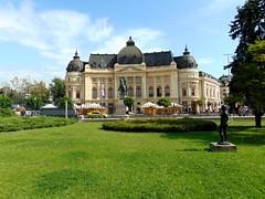 bucurești-piața revoluției(palatului regal)/bucharest-revolution square