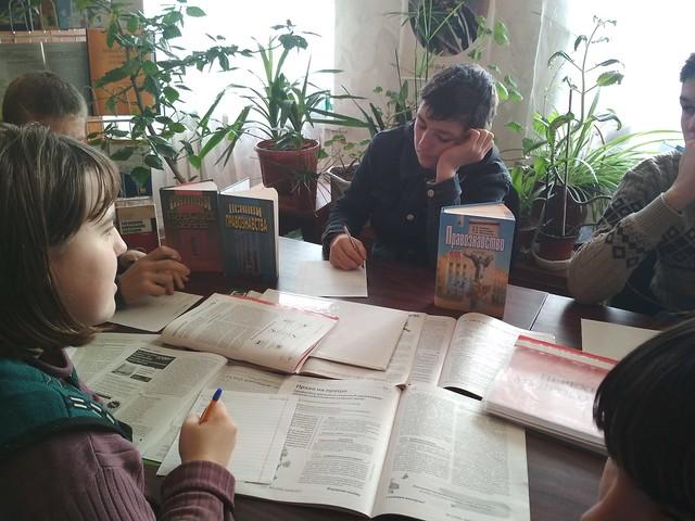 Тиждень правових знань в бібліотеці