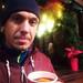 Me in Nottingham Christmas Market