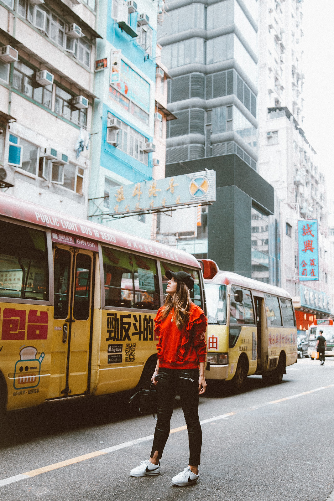 HONG KONG 3-18