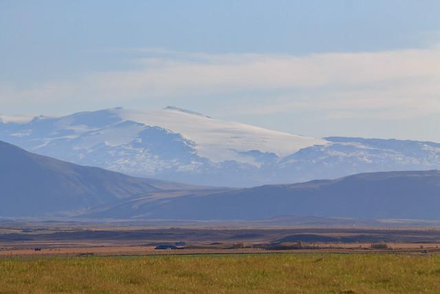 Eyjafjallajökull, Suðurland (South Iceland)