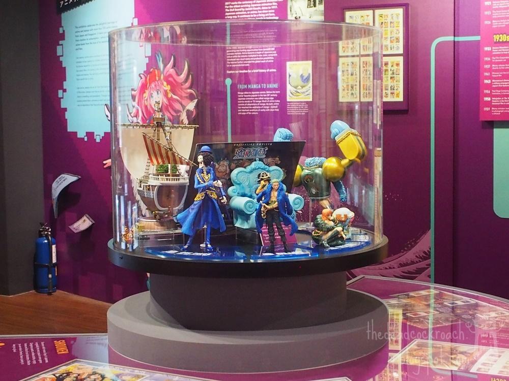 anime, astro boy, chibi maruko-chan, conan, detective conan, doraemon, museum, naruto, philatelic museum, rantarou, singapore, singapore philatelic museum, stamps, studio ghibli, where to go in singapore, japan, japanese animation, stamps,one piece