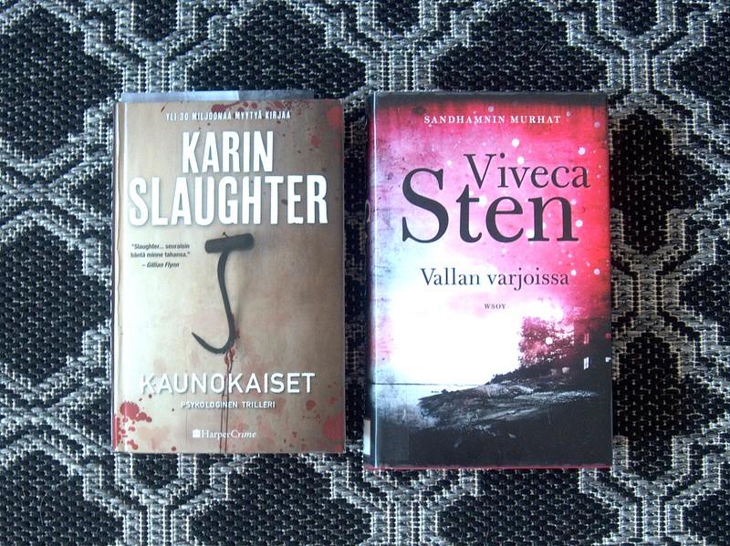 Karin Slaughter Kaunokaiset