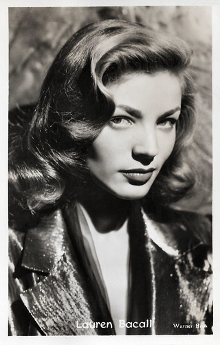 Lauren Bacall in The Big Sleep (1946)