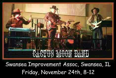 Cactus Moon Band 11-24-17