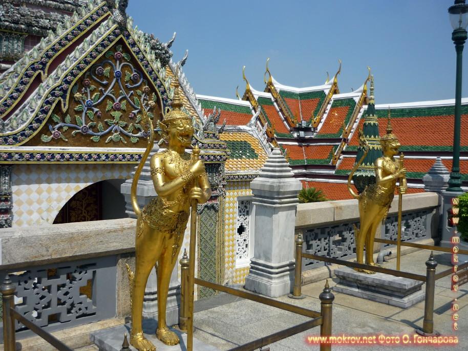 Дворец Будды  в Таиланде фотозарисовки
