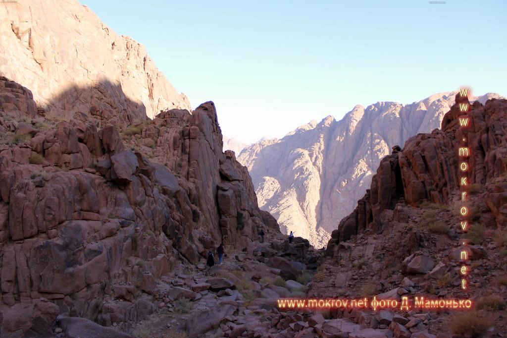 Синайские горы фото
