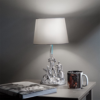 帶來新希望的一盞檯燈?! ThinkGeek《星際大戰四部曲:曙光乍現》立體造型檯燈 Star Wars: A New Hope Pewter Lamp