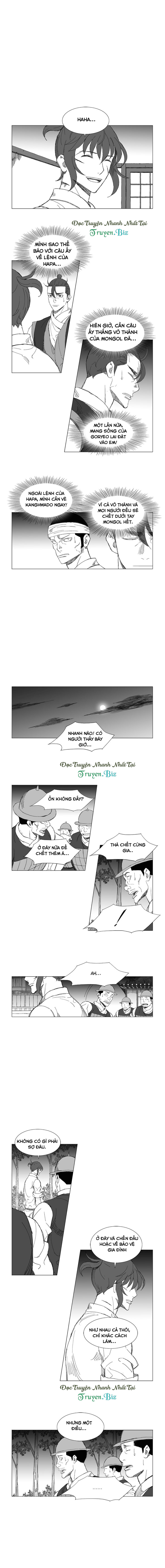 Mujang chap 215 - Trang 3