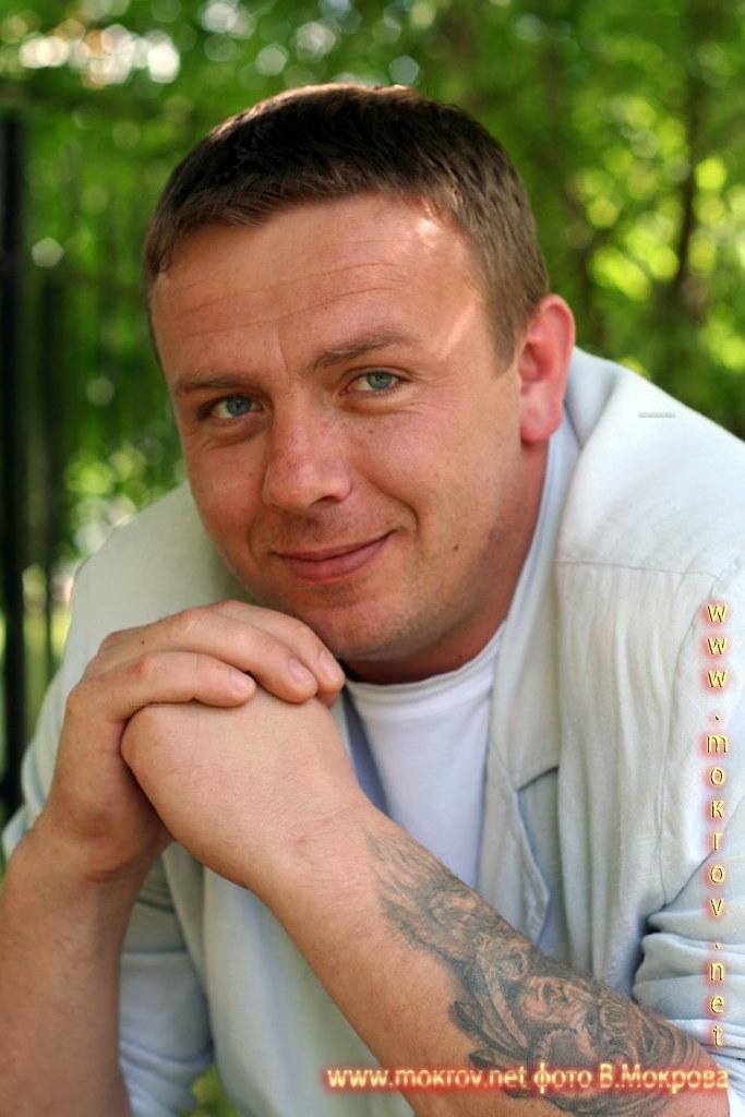 Игорь Шаповалов.