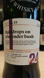 SMWS 46.55 - Raindrops on a lavender bush