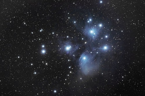 The Pleiades | by wbb4