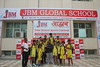 "3 rd eventful day at JBM during Aahwan – Inter school Sports Competition was ""Chak de"" moment for number of teams"