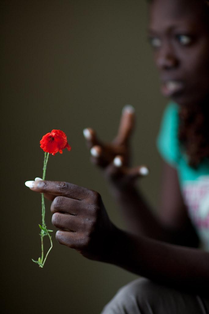 Francess Ngaboh-Smart from Freetown, Sierra Leone. Photo © Lee Karen Stow (2012).