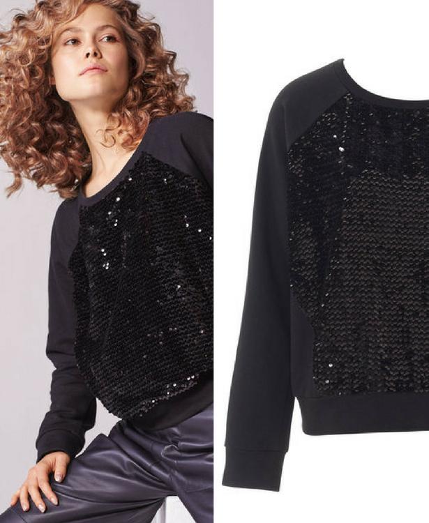 Sweatshirt pattern