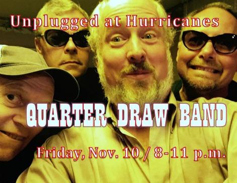 Quarter Draw Band 11-10-17