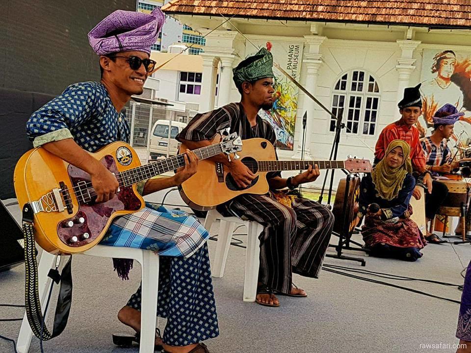 Orkestra Tradisional Anak Kayan Antara Tarikan Utama Festival Puitika Penang