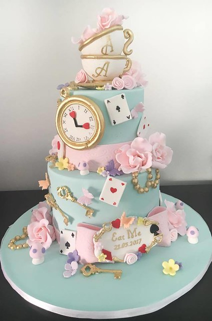 Cake from Pink Suga Cakes by Carmel