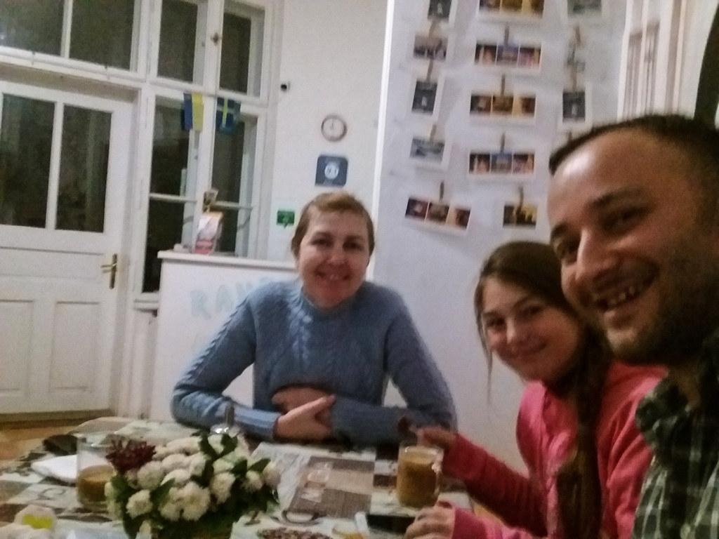 Anfisa, Svetlana ve ben