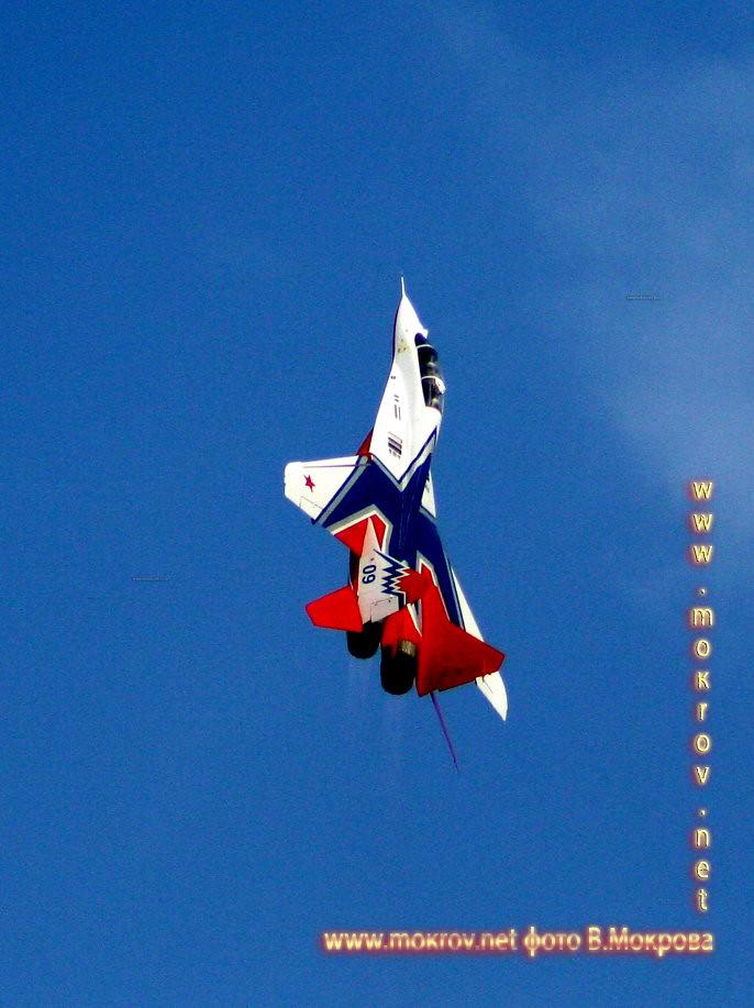 Миг-29 фоторепортажи
