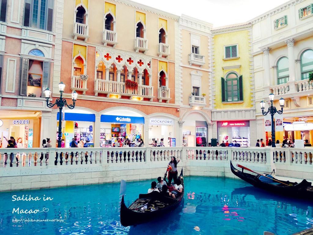 澳門一日遊景點行程推薦威尼斯人The Venetian Macao