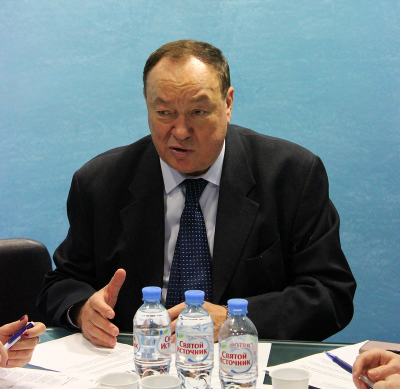 Александр Оськин, председатель правления АРПП