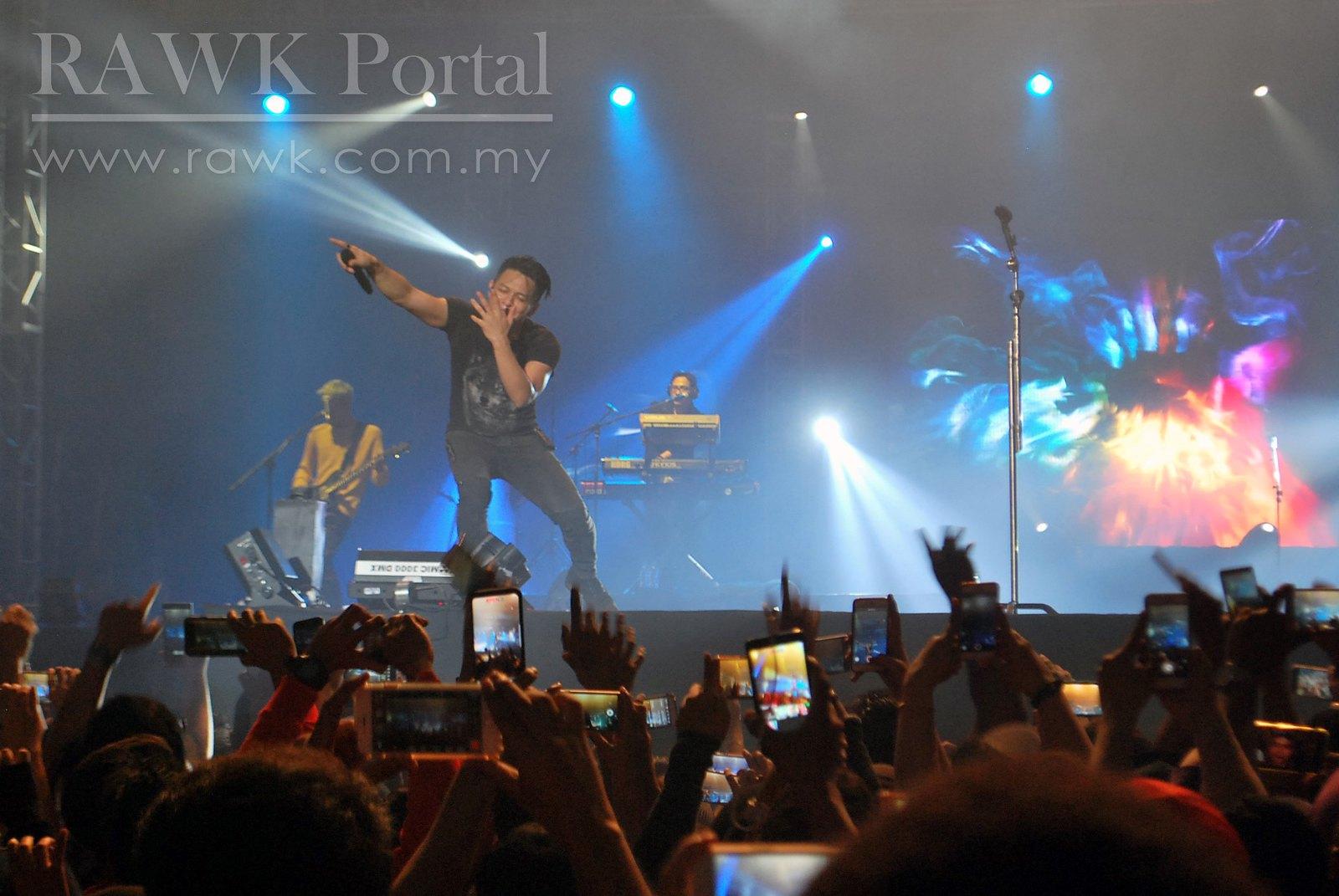 NOAH Live In Kuala Lumpur