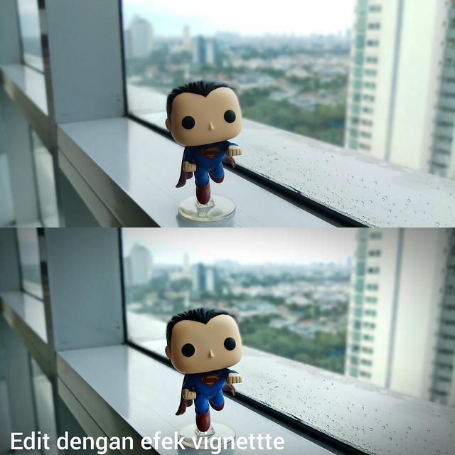 Hasil edit dengan menambahkan efek Vignette (Liputan6.com/ Agustin Setyo W)