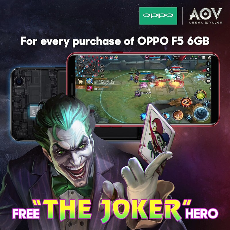 OPPO AOV Joker