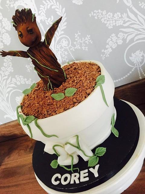 Cake by Honey cupcakes - Barnsley