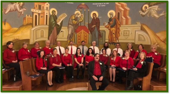 Holy Trinity Choir Christmas Concert 2017