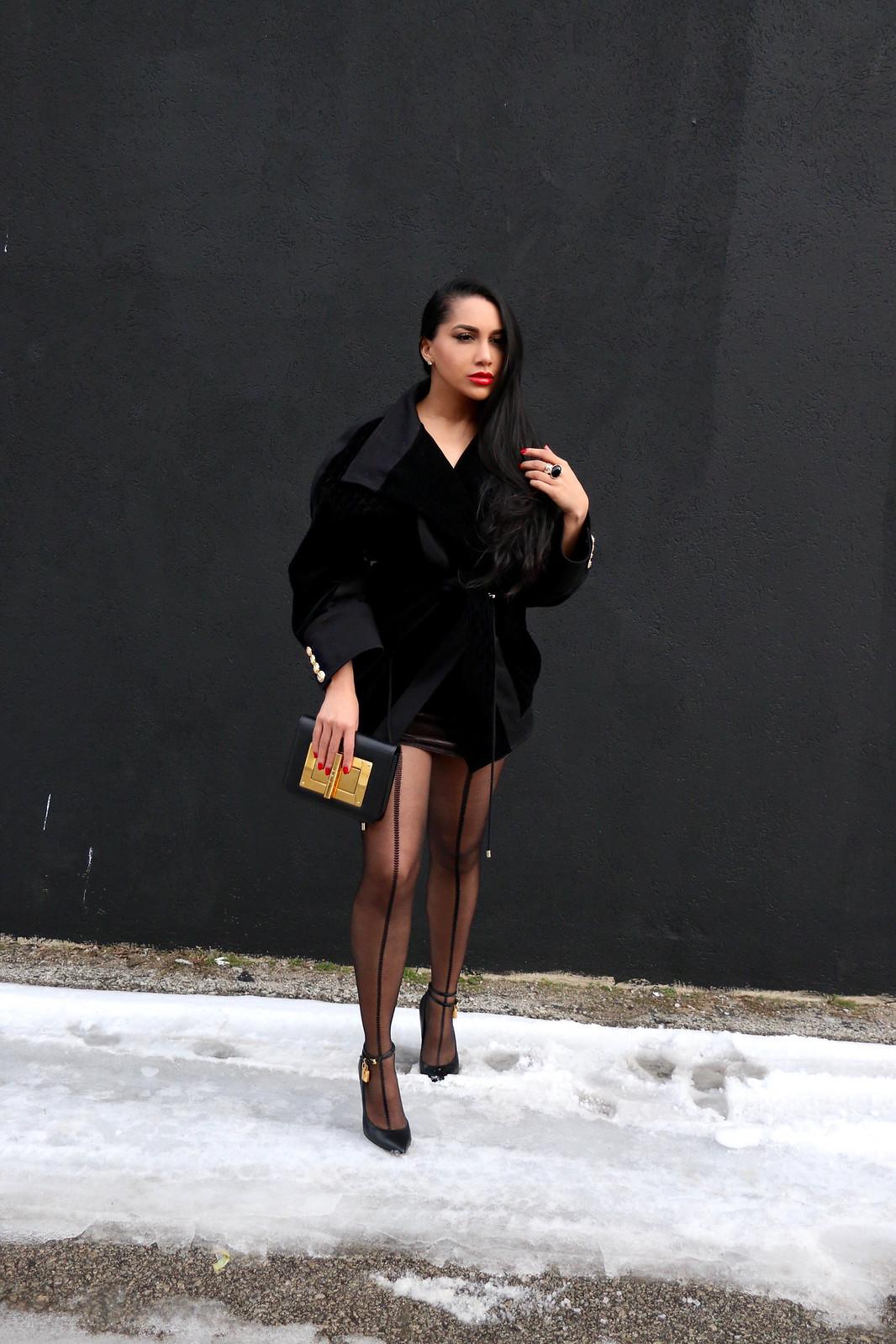 balmain coat 1
