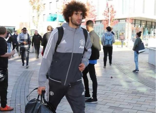 Marouane Fellaini Kembali ke Skuad Manchester United