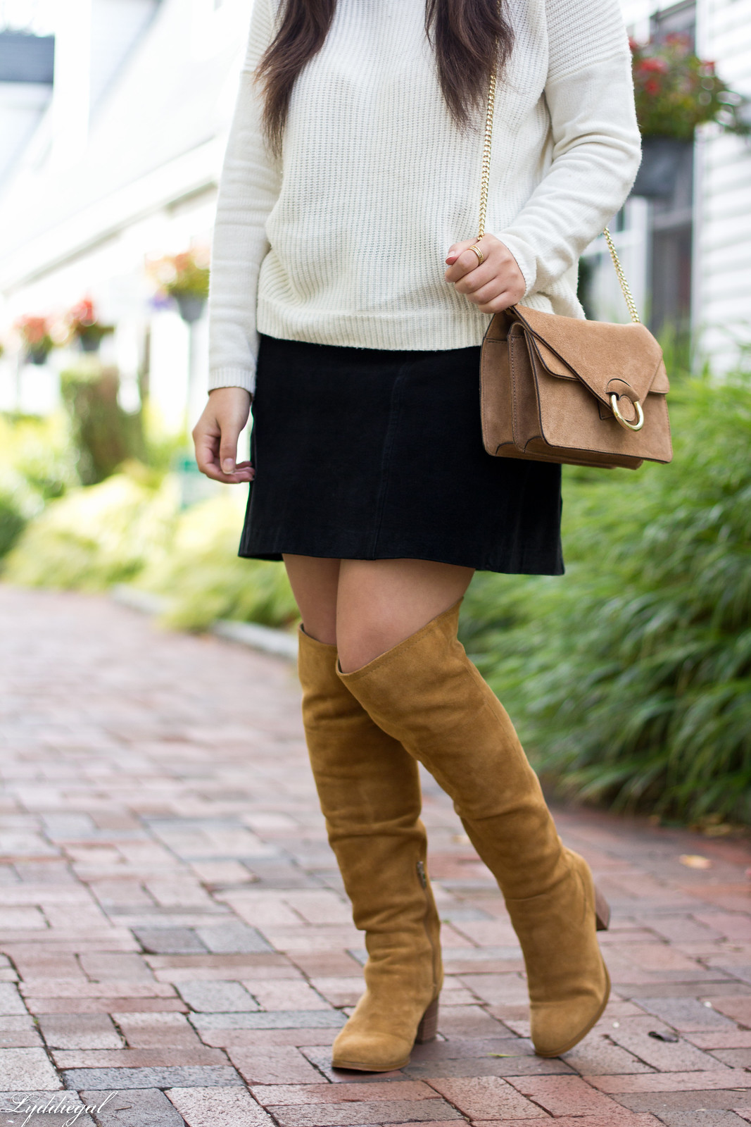 white sweater, black mini skirt, over the knee boots-19.jpg
