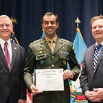 Vi, 10/20/2017 - 14:18 - On October 20, 2017, the William J. Perry Center for Hemispheric Defense Studies hosted a graduation ceremony for its Strategy and Defense Policy course. The ceremony took place in Lincoln Hall at Fort McNair in Washington, DC.