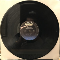 HEATWAVE:TOO HOT TO HANDLE(RECORD SIDE-B)