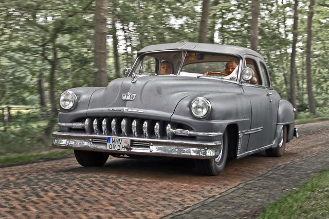 DeSoto Custom Club Coupé 1951 (4461)