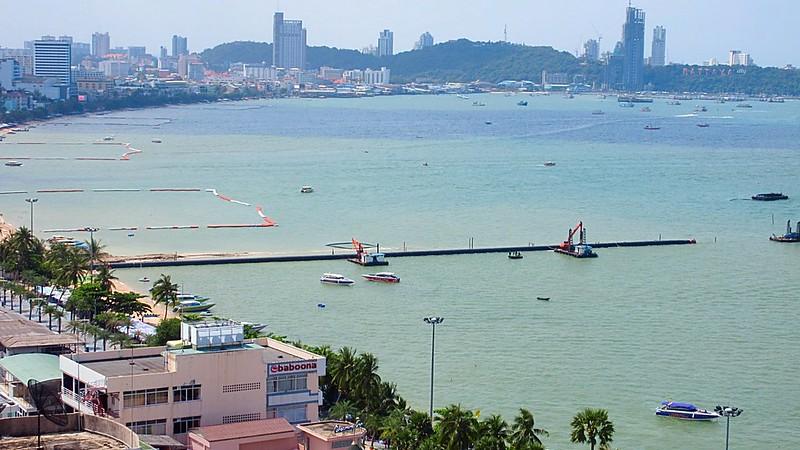 Pattaya storm water pipe