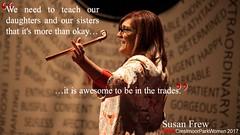 TEDxCrestmoorParkWomen 2017 Susan Frew Quote 3
