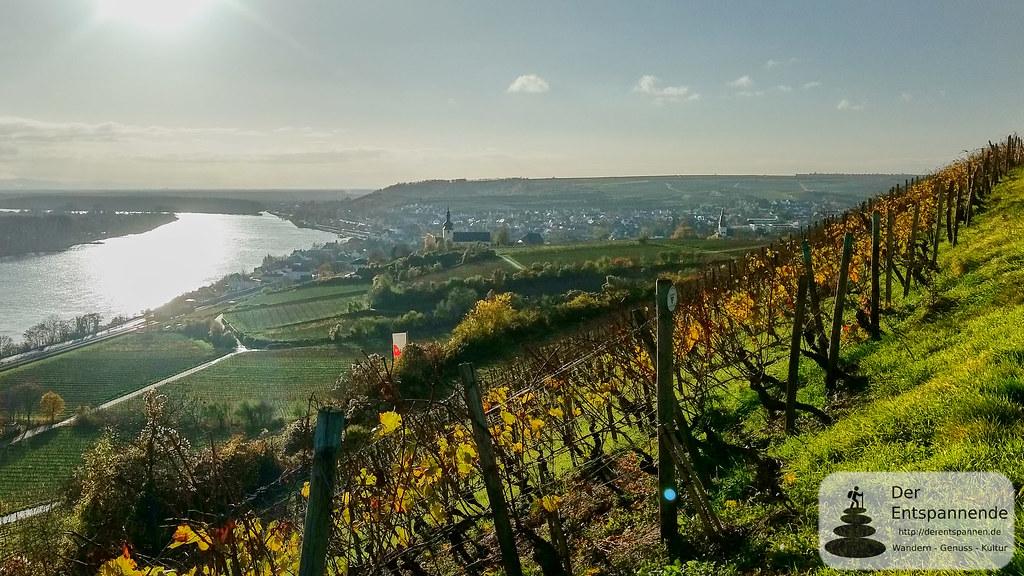 Kilianskirche bei Nierstein am Rhein