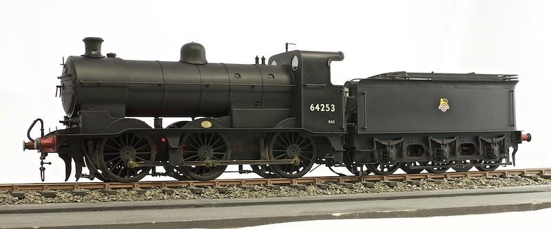 Ex-LNER Class J6 0-6-0